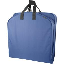 WallyBags 60 Inch Garment Bag, Navy, One Size