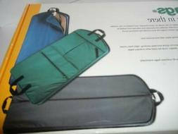"Wally Bags WallyLock 45"" Greater Capacity Garment Bag Two Po"
