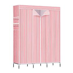 NEX Wardrobe Portable Closet for Bedroom with Cover to Preve