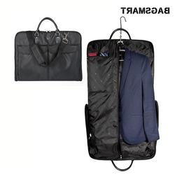 BAGSMART Waterproof Black Nylon <font><b>Garment</b></font>