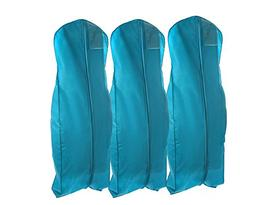Bags for Less Wedding Gown Travel & Storage Garment Bag  –