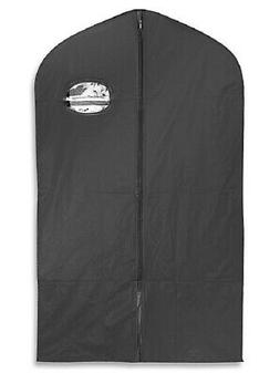 Zipper Garment Bag for Suits, Dress, Jacket, Perfect for Tra