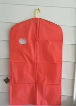 2 Zippered Garment Bags for Suit DressJacket/Storage,Cover,T